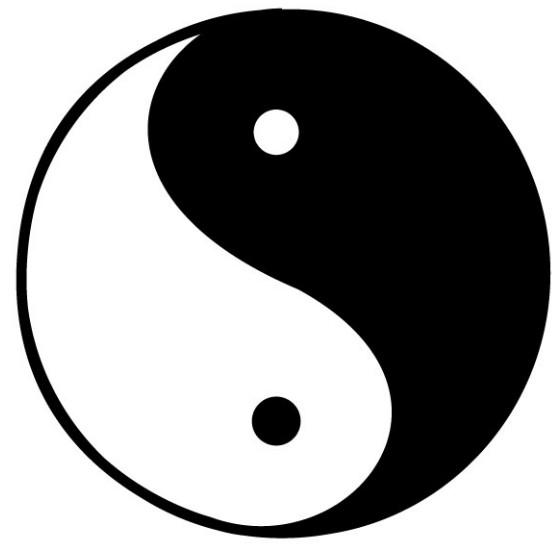 le yin yang