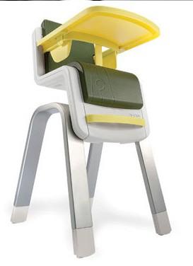 j ai test la chaise haute zaaz de nuna la mite orange. Black Bedroom Furniture Sets. Home Design Ideas