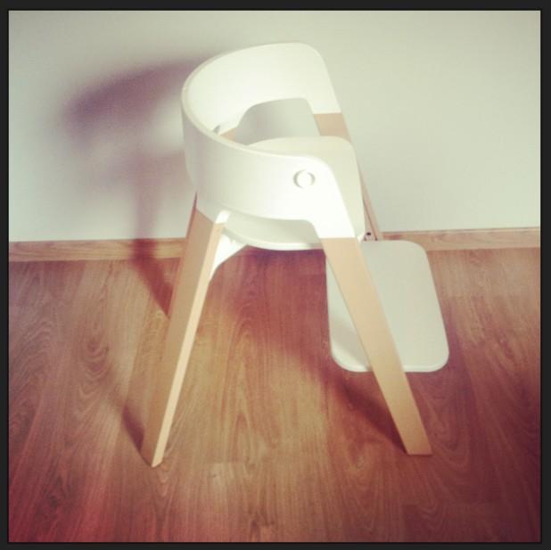 MissCouette A Test La Chaise Haute Stokke Steps
