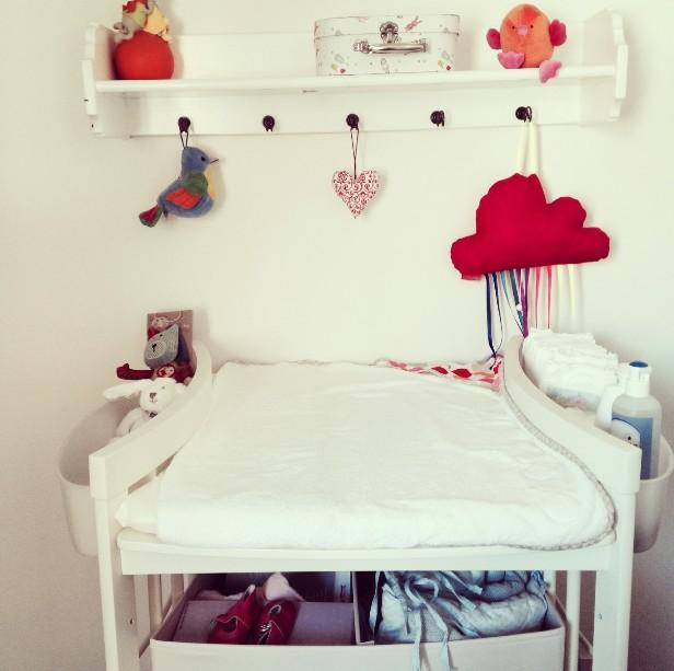 j ai test la table langer stokke care la mite orange. Black Bedroom Furniture Sets. Home Design Ideas