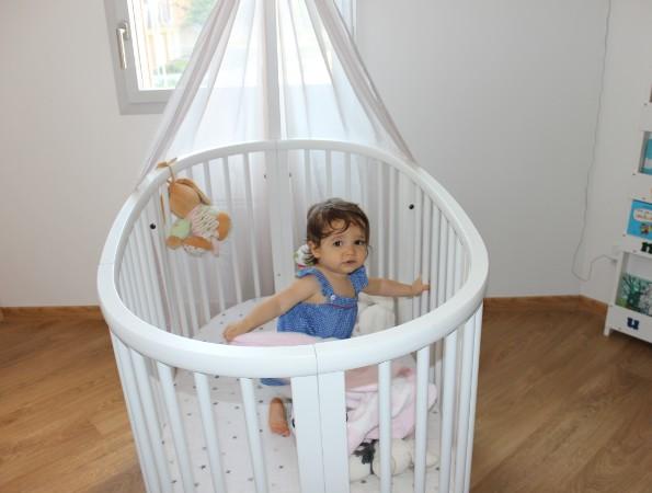 Cuisine Moderne Blanche : Et elle sait partager son lit avec toute la famille! ^^