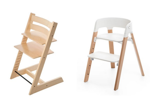 stokke – steps vs tripptrapp | la mite orange