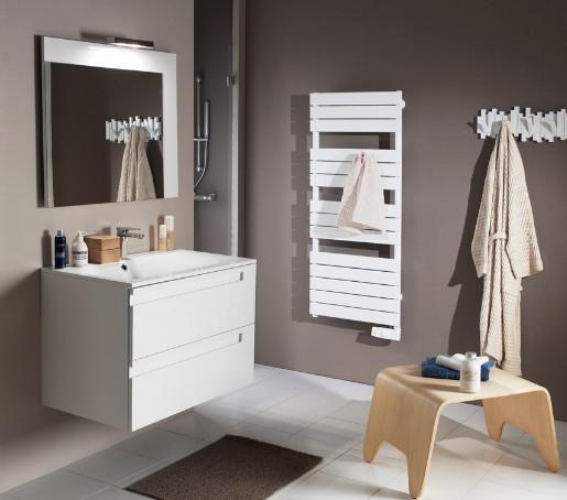 le choix de la salle de bain [sponso] | la mite orange - Salle De Bain Sans Faience