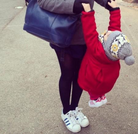 Pourquoi les enfants sont-ils des monstres avec leurs chaussures??
