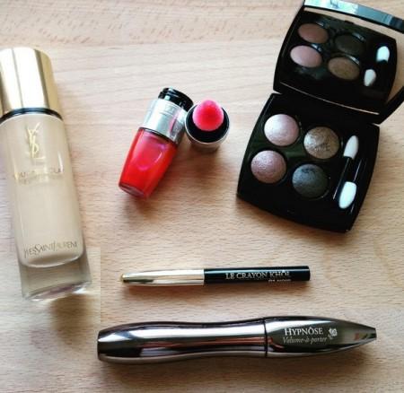 Make-up 5 minutes top chrono pour les mamans qui ont trop de minots!