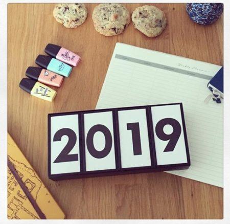 Bilan 2018 et résolutions 2019