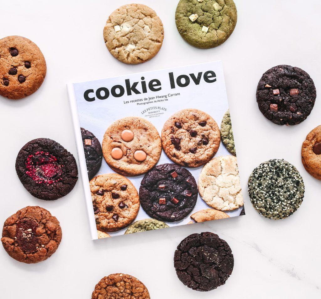 Cookies famille nombreuse, bons cookies, recette de cookies
