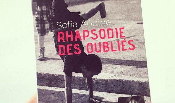 Chronique Prix AUDIOLIB: « Rhapsodie des oubliés » de Sofia AOUINE